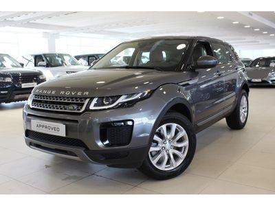 käytetty Land Rover Range Rover evoque 5 DOOR STANDARDI AKSELIVÄLI 2.0 TD4 SE 5-OVINEN
