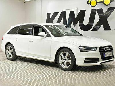 käytetty Audi A4 Avant Business Sport 2,0 TDI 140 kW quattro S tronic / Neliveto / Webasto / Juuri tullut /