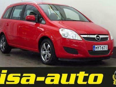 käytetty Opel Zafira 5-ov Enjoy 1,6 CNG Turbo 110kW MT6 bensa/kaasu