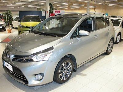 käytetty Toyota Verso