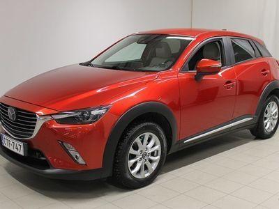 käytetty Mazda CX-3 2,0 150 SKYACTIV-G Luxury Plus A AWD EF3