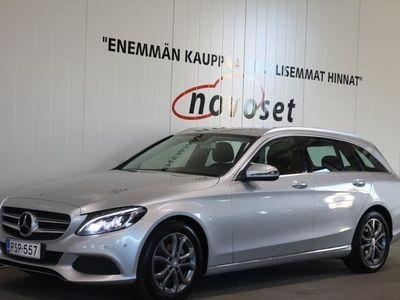 käytetty Mercedes C180 d Bluetec Premium Business A *1.99% KORKO, KOTIINTOIMITUS VELOITUKSETTA!*