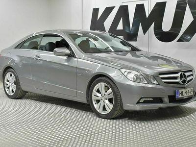 käytetty Mercedes E350 CGI BE Coupé A /