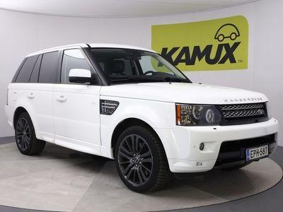 käytetty Land Rover Range Rover Sport SDV6 HSE / Facelift / Harman & Kardon / Kattoluukku / Peruutuskamera
