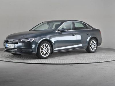 käytetty Audi A4 Sedan Business Sport 2,0 TFSI 140 (MY18) -Virtuaalimittaristo, Navi, Comfort paketti-