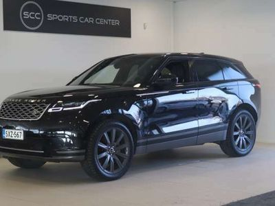 käytetty Land Rover Range Rover Velar D180 2,0 diesel S, Musta Kaunotar, Alh. km, Nahat sisällä, Meridian Sound, Lisää kuvia tulossa