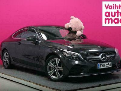 käytetty Mercedes A200 CCoupé #AMG #Burmester #Webasto #Digimittaristo