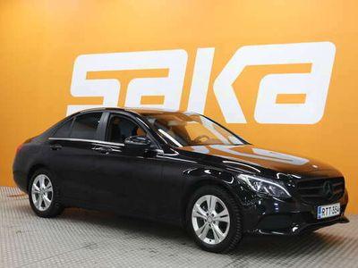 käytetty Mercedes C220 BlueTec A Premium Business // TULOSSA MYYNTIIN // JUURI HUOLLETTU // LED ILS // SPORT-ISTUIMET /