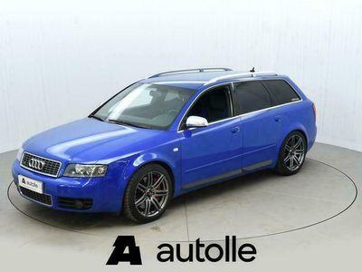 käytetty Audi S4 *RÄYHEÄ*Avant 4.2 V8 Quattro 253kW Kotiin toimitettuna, Tarkastettuna, Rahoituksella