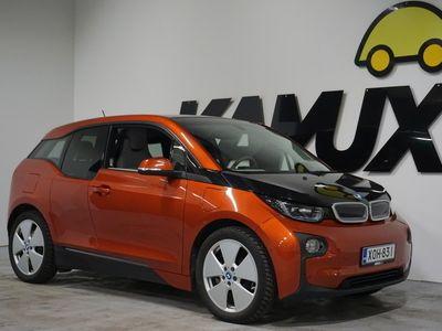 käytetty BMW i3 60Ah REX / Peruutuskamera / Navigointi / Bluetooth / Tutkat