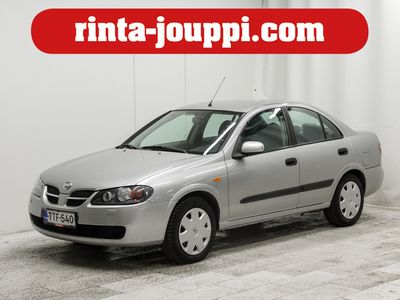 käytetty Nissan Almera 1,5 Business Sedan