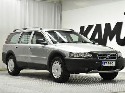 käytetty Volvo XC70 2,5T AWD Momentum Geartronic / KOUKKU / VAKKARI / OSANAHAT /
