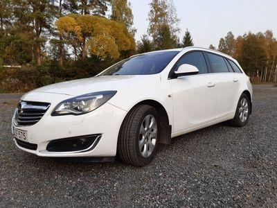 käytetty Opel Insignia Sports Tourer Edition 2,0 CDTI 120kW AT6