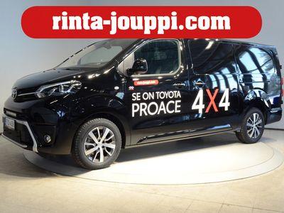 käytetty Toyota Proace L2 2,0 D 120 4x4 5-ovinen