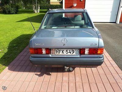 käytetty Mercedes 190 2.3 Henkilöauto vm.1989