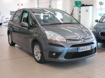 käytetty Citroën C4 Picasso Picasso 2,0i 140hv 16v Confort Automaatti, BENSA, AUTOMAATTI!