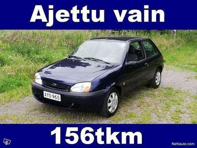 käytetty Ford Fiesta 1,3i Ambiente 3d