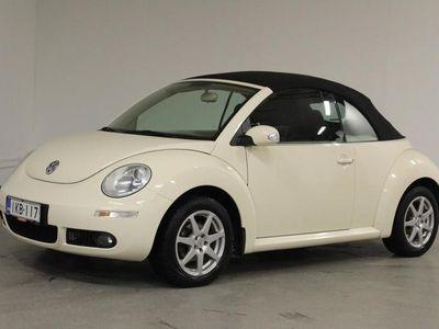 käytetty VW Beetle 1.6 3d - Ihastuttava Söpöliini rättikatolla! **Webasto, jakohihna vaihdettuna!