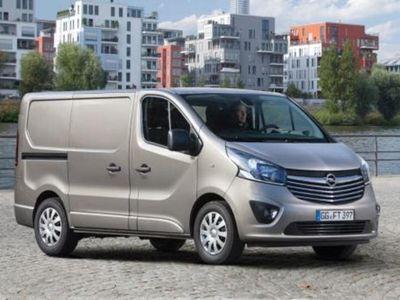 käytetty Opel Vivaro Van Edition L2H1 1,6 CDTI Bi Turbo ecoFLEX 88kW MT6 / SIS ALV / TULOSSA!