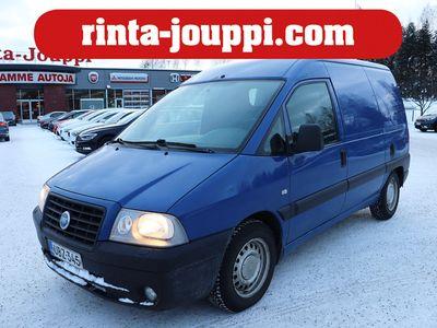 käytetty Fiat Scudo Van 2,0 JTD
