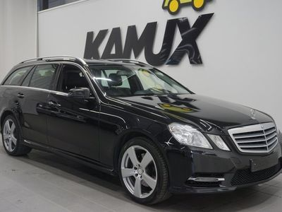 käytetty Mercedes E220 CDI AMG * Koukku* *Navi* *Sähköistuimet*