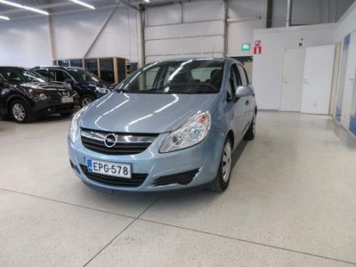 käytetty Opel Corsa 5-ov Enjoy 1,2 Twinport 59kW/80hv MTA5 Easytronic