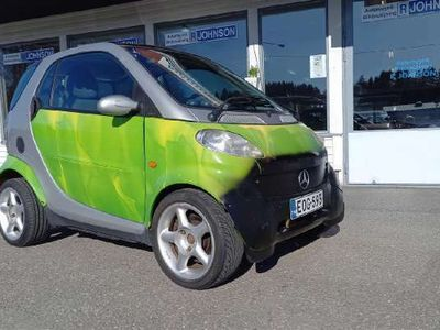 käytetty Smart ForTwo Coupé Fortwo COUPE CDI (AD) 2ov 790cm3