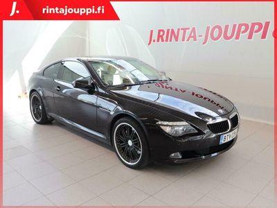 käytetty BMW 630 E63 Coupé Individual