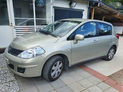 käytetty Nissan Tiida