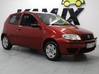 käytetty Fiat Punto 60 Torino 3d / Suomi-auto / huoltokirja / Lohkolämmitin