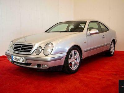 käytetty Mercedes CLK200 2d **JUURI KATSASTETTU!**