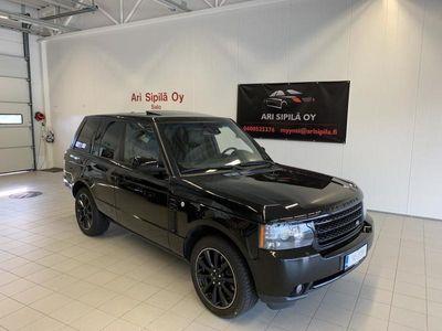 käytetty Land Rover Range Rover FACE LIFT V8 diesel AUTOBIOGRAPHY HUIPPU VAR. DVD. WEBASTO
