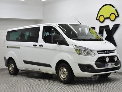 käytetty Ford Custom Tourneo