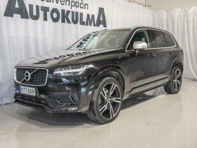 käytetty Volvo XC90 D5 AWD R-Design Aut HIENO AUTO !!
