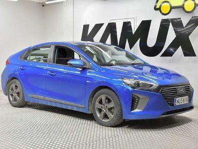 käytetty Hyundai Ioniq plug-in DCT Comfort / Tehdastakuu voimassa / Merkkihuollettu / Adaptiivinen vakkari /