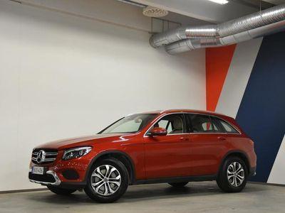 käytetty Mercedes GLC220 d 4Matic A Premium Business (Webasto kaukokäytöllä!)