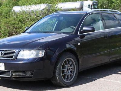 käytetty Audi A4 *POISTOAUTO* 3.0 V6 Quattro Avant A. Myydään edullisesti.