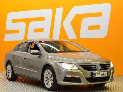käytetty VW CC 2,0 TSI 147 kW Tiptronic-autom. **Juuri tullut/ Suomiauto/ Tehokas&Näyttävä/ Lohko ja sisäpistoke/ S