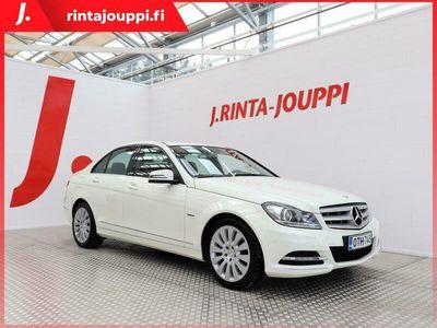 käytetty Mercedes C180 BE A Premium Business J. autoturva saatavilla, J. kotiintoimitus