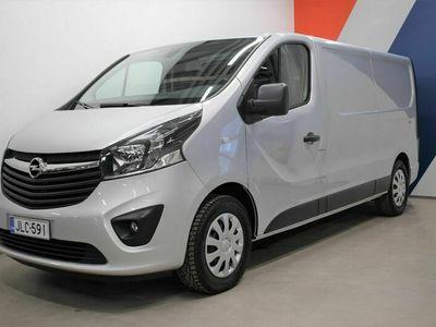 käytetty Opel Vivaro Van Edition L2H1 1,6 CDTI BiTurbo 92 kW MT6