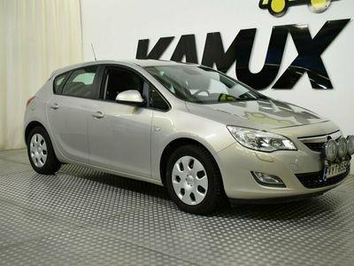 käytetty Opel Astra 5-ov Enjoy 1,7 CDTI Ecotec 81kW MT6 // Ilmastointi / Isofix / Radio/CD/AUX / Lisäpitkät