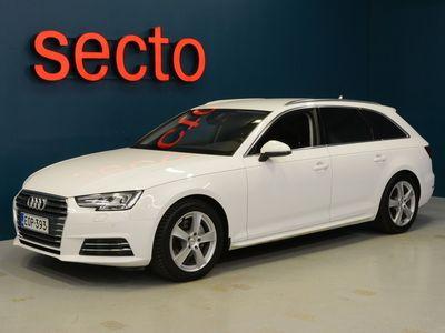 käytetty Audi A4 Avant First Edtion Business Sport 2,0 TDI 140 Q A, Comfort Paketti, Kommunikaation Paketti, B&O Äänentoisto