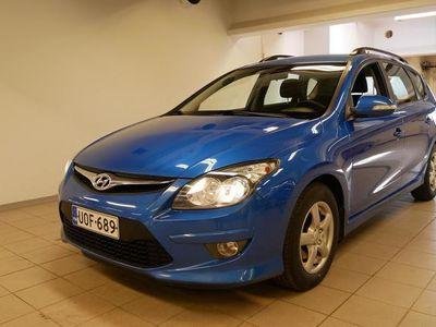 käytetty Hyundai i30 Wagon 1,6 CRDi 85kW 4AT Premium