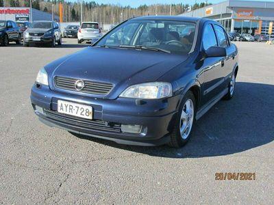 käytetty Opel Astra 1.6 Eco Comfort 4ov *LÖYTÖPIHA*