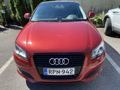 käytetty Audi A3 ST Black Edition Attraction 1.4 TSFI