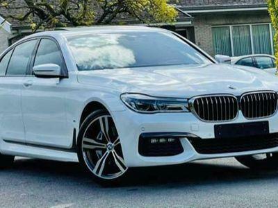 käytetty BMW 740 740 G11 Sedan e iPerformance M SPORT, HUD, Lasikattoluukku, Soft-Close, 360°-kamera, Comfort-istuimet