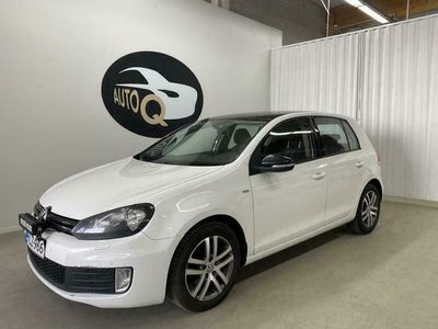 käytetty VW Golf BlueMotion 1,6 TDI 77 5ov MATCH Edition. Sporttipenkit. BT, Cruise. Kats 10/2022.