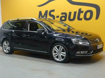 käytetty VW Passat Variant Comfortline 2,0 TDI 103 kW (140 hv) BlueMotion Technology 4MOTION ** Webasto **