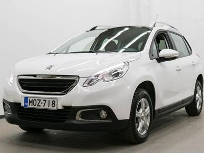 käytetty Peugeot 2008