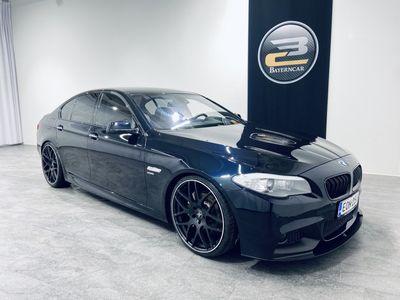 käytetty BMW 535 d xDRIVE f10 M-SPORT **PROF.NAVI, HUD, COMFORT & KORKO ALK. 0,89%**